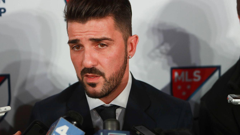 David Villa se defiende de las acusaciones de acoso sexual: Son totalmente falsas