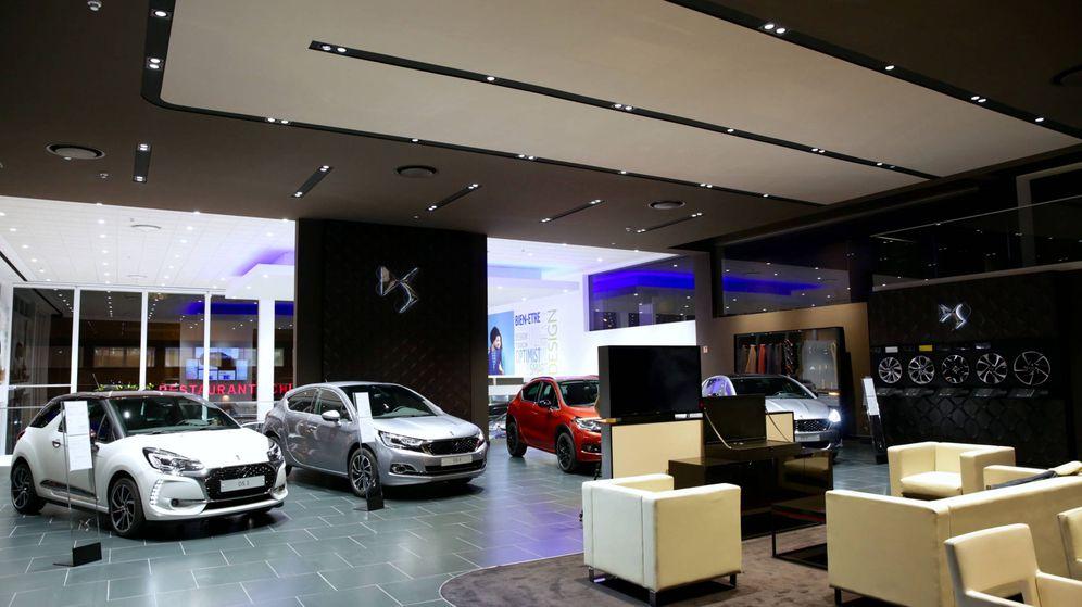 Foto: Concesionario de la nueva marca francesa de lujo, DS,