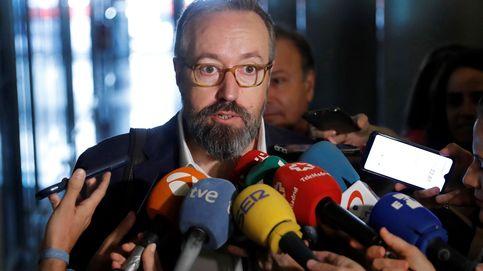 Girauta (Cs) insulta al PSC tras la moción de censura a Torra: Lameculos paniaguados