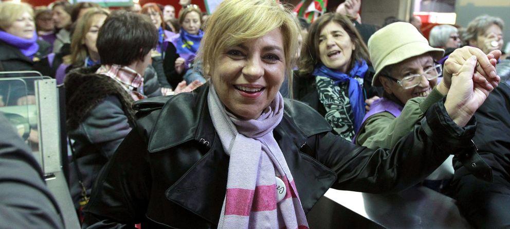 Foto: La vicesecretaria general del PSOE, Elena Valenciano. (Efe)