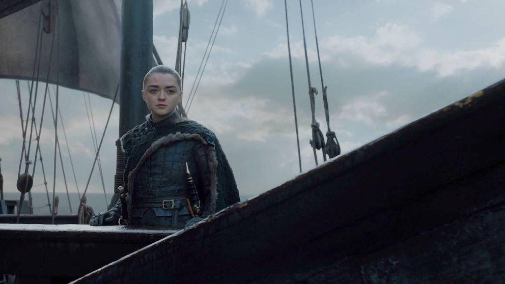 'Juego de Tronos': ¿A dónde va Arya Stark? Esto es lo que hay al oeste
