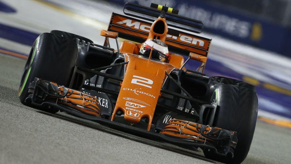Foto: McLaren competirá el año que viene con motor Renault. (EFE)