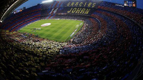 'Gràcies, Johan': El Camp Nou se llenó de lágrimas en el gran homenaje a Cruyff