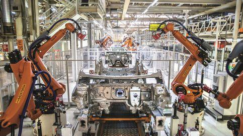 La producción industrial se dispara un 28,2% en mayo y encadena tres meses de alzas