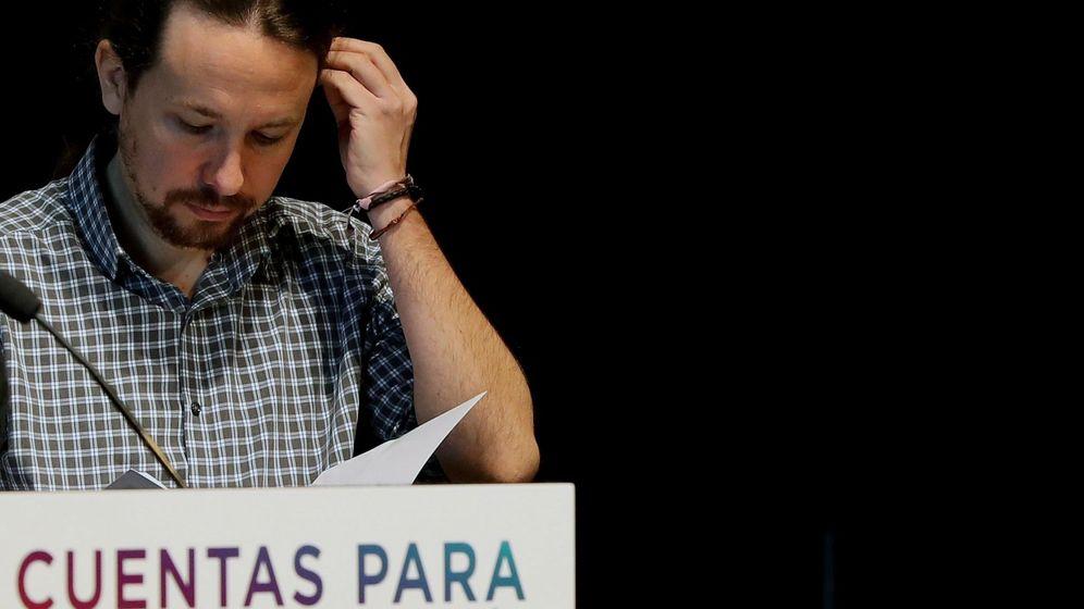 Foto: El líder de Podemos y secretario general de la formación morada, Pablo Iglesias. (EFE)