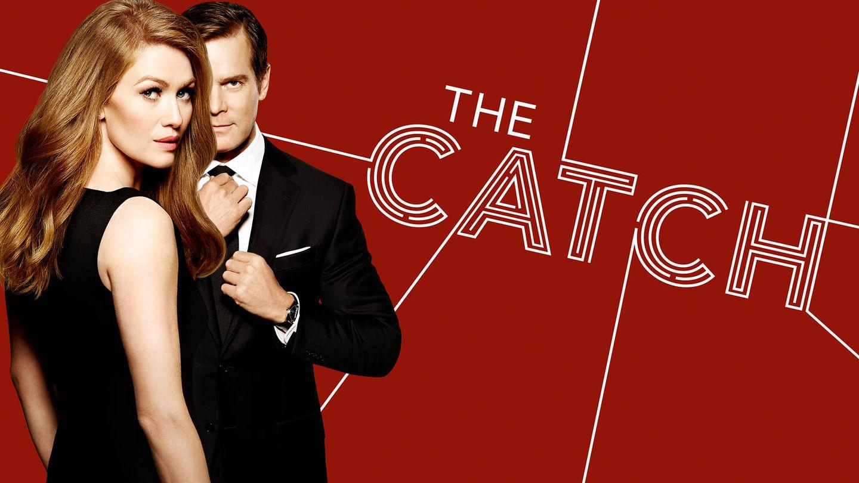 Peter Krause y Mireille Enos, la pareja de 'The Catch'