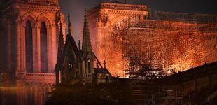 Post de Última hora sobre el incendio de Notre-Dame en París |