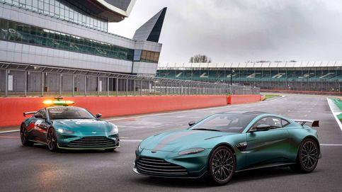 Aston Martin Vantage F1, una variante para los circuitos