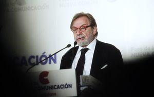 Cebrián pide un anticipo a Prisa de 50.000 euros tras pérdidas de infarto