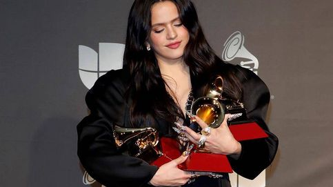 Rosalía impresiona con su actuación en los Grammy Latinos 2019