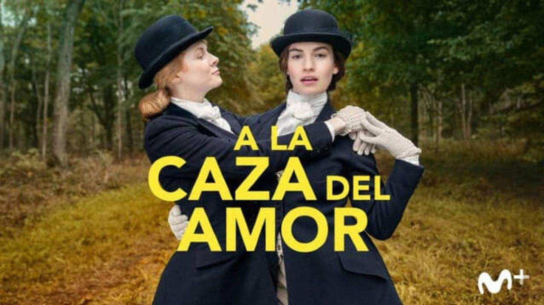 Imagen promocional de 'A la caza del amor'. (Movistar )