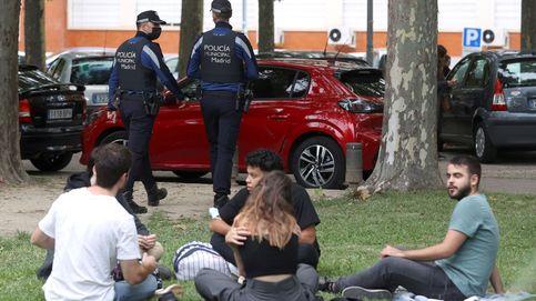 Madrid envía a 'agentes tutores' a los botellones para alejar a los menores