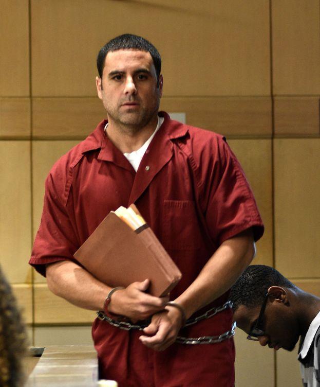 Foto: El español Pablo Ibar durante su juicio el 10 de junio 2016. (EFE)