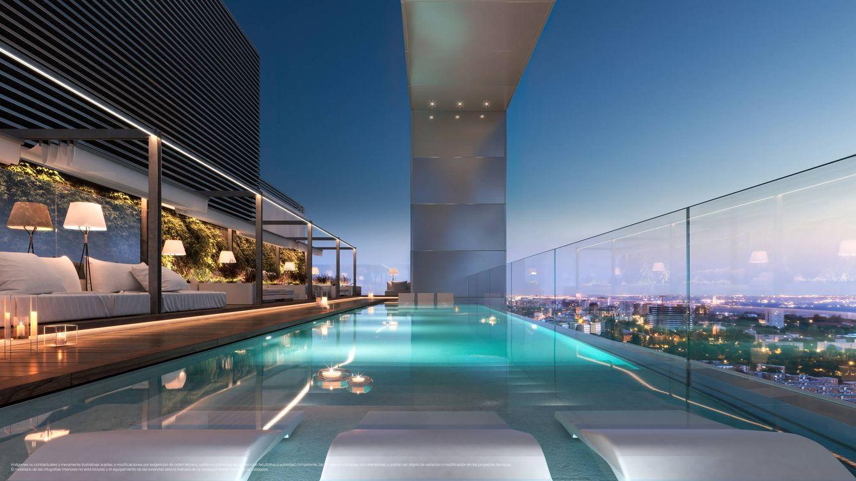 Stoneweg revoluciona Madrid con 200 millones para dos torres con 600 pisos