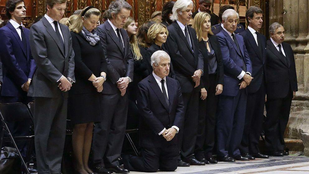 Casa de Alba, año V después de la duquesa: el Apocalipsis