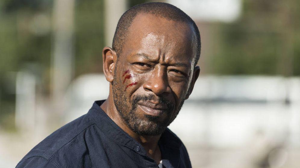 Morgan se va de The Walking Dead, pero tiene futuro zombie