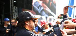Post de Alonso se revuelve: