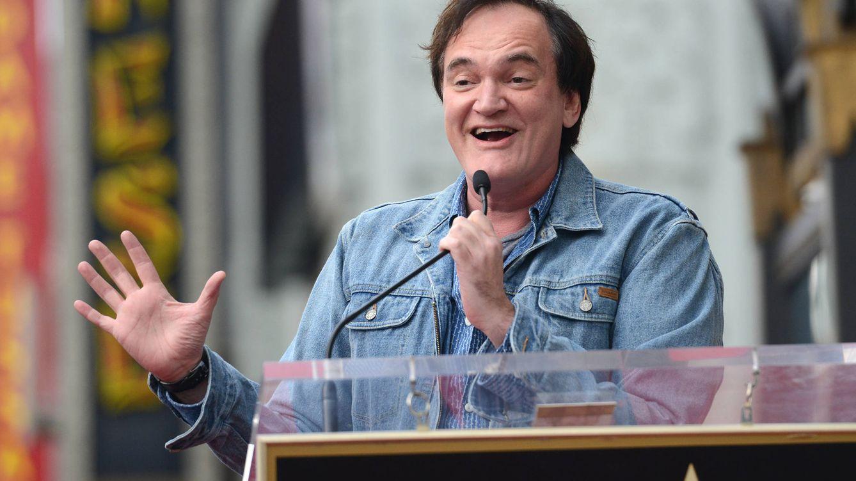 Foto: El cineasta Quentin Tarantino en una imagen de archivo (Gtres)