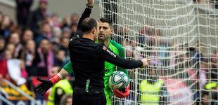 Post de Un Atlético desquiciado empata ante el Leganés en un final esperpéntico (0-0)