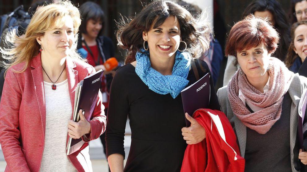 Cuatro mujeres se miden por el control de Podemos en Andalucía