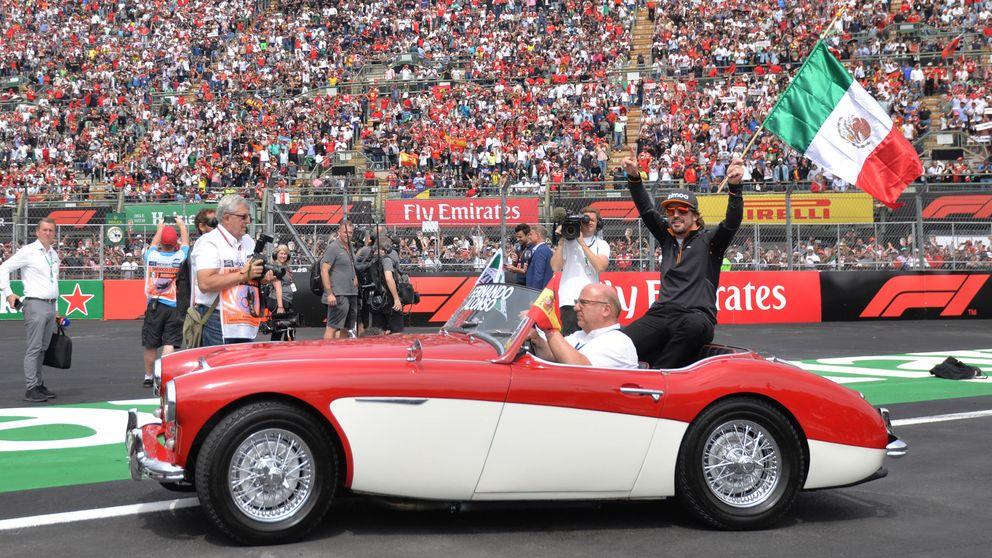 Lo de Alonso estos últimos años lo hubiese esperado de alguien que empezaba en la F1
