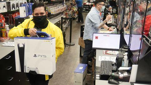 Los algoritmos secuestran la PlayStation 5, y el rescate que piden sale caro
