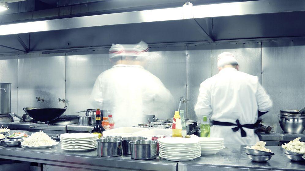 Foto: El día a día en las cocinas es muy estresante. (iStock)