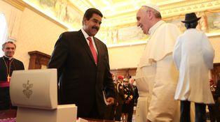 El papa Francisco y Venezuela