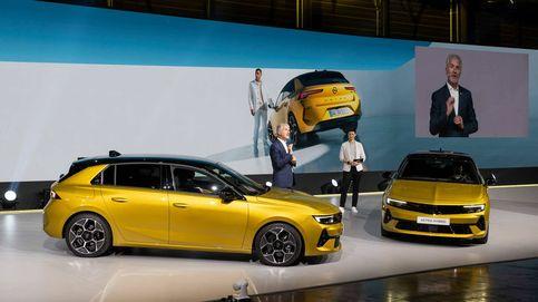 El Opel Astra se pone las pilas este otoño con versiones en enchufables