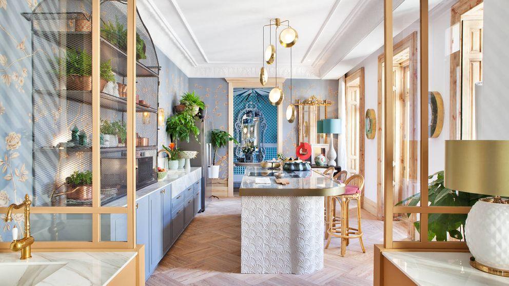 Con las manos en la masa: 5 tendencias en cocinas que copiar de Casa Decor