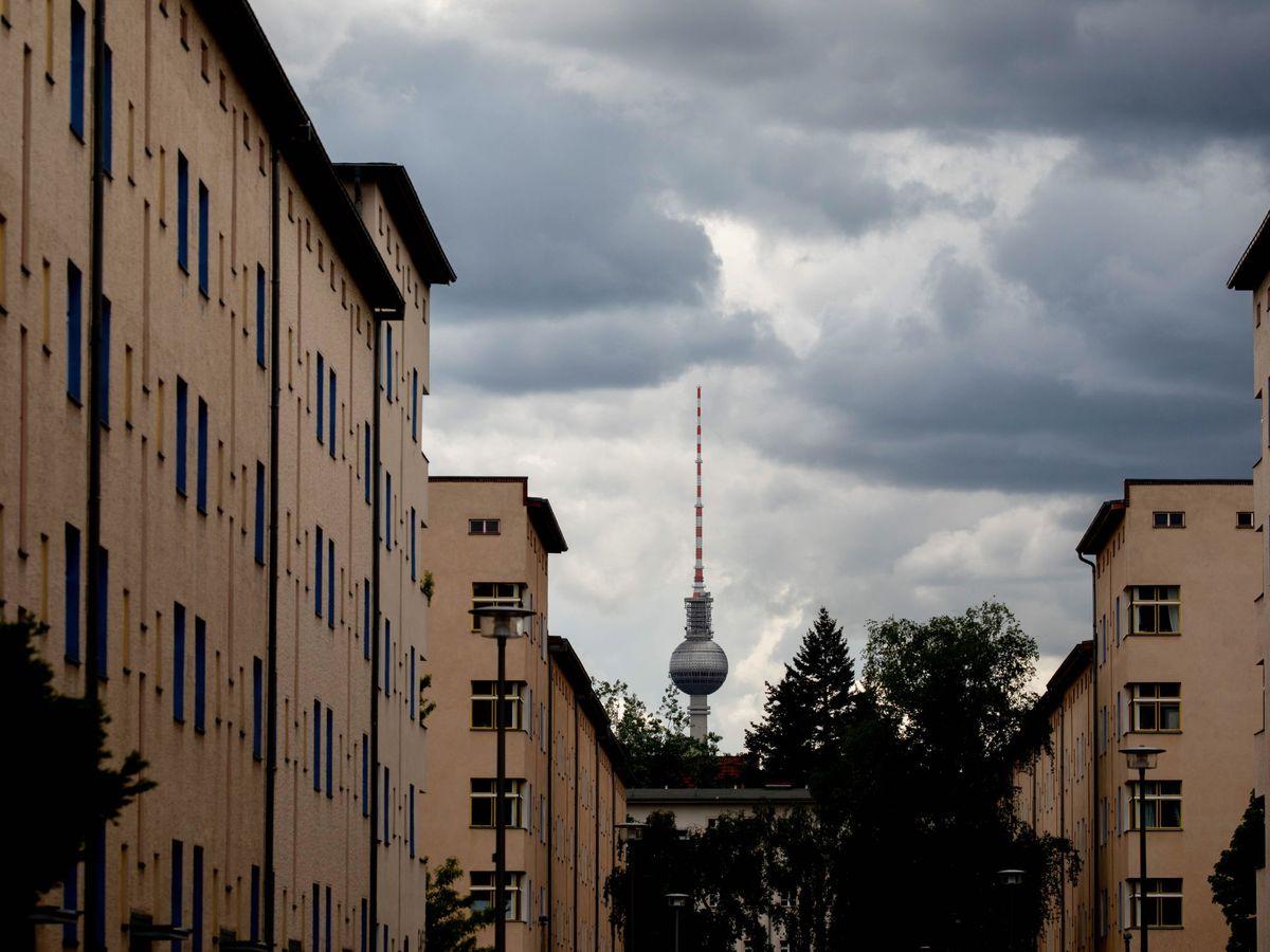 Foto: Vistas de apartamentos del Carl Legien Housing Estate. (Reuters)