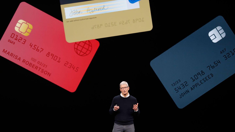 Tim Cook, CEO de Apple. (Reuters)