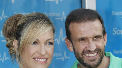 Luján Argüelles y Carlos Sánchez presentan a su hija Miranda