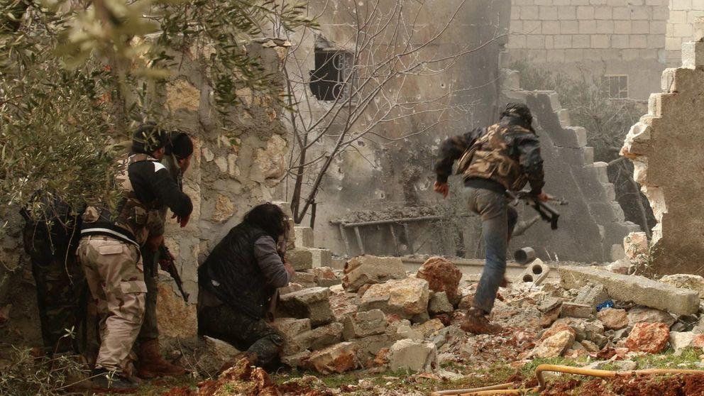 Al Asad está perdiendo la guerra en Siria