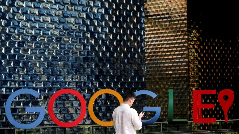 Google prohibió recientemente los anuncios políticos en Singapur. (Reuters)