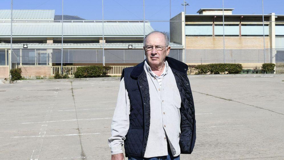 Foto: El exvicepresidente del Gobierno Rodrigo Rato, a su llegada a la prisión madrileña de Soto del Real. (EFE)