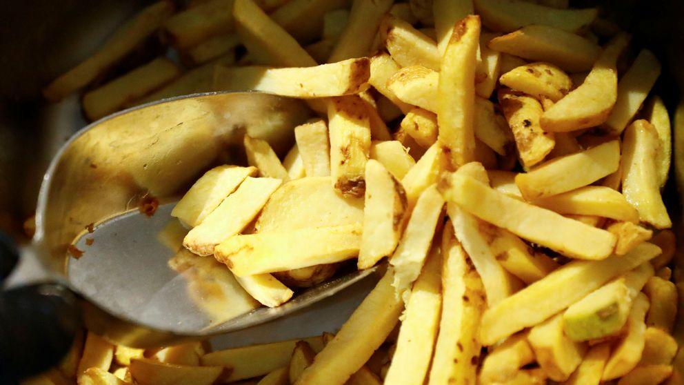 El verano es para hacer patatas fritas... y para hablar de su origen