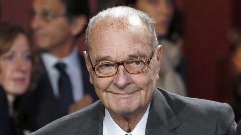 La vida de Jacques Chirac, en imágenes