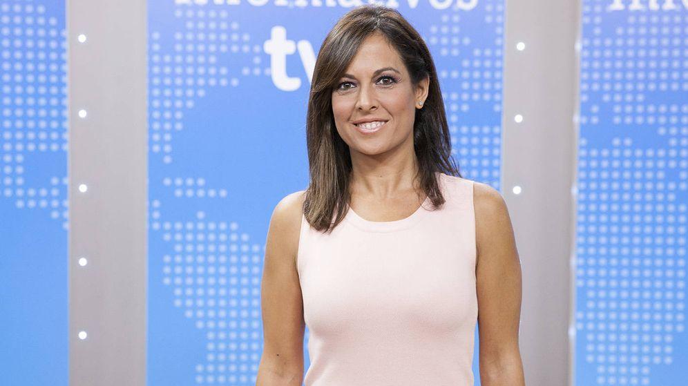 Foto: La presentadora Mara Torres'. (RTVE)