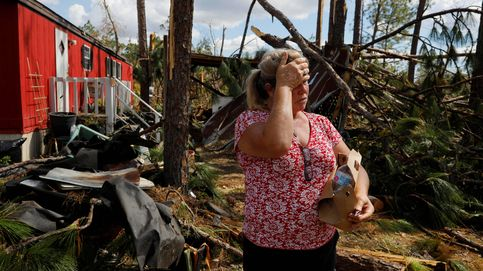 Los voluntarios que palian el desastre del huracán Michael