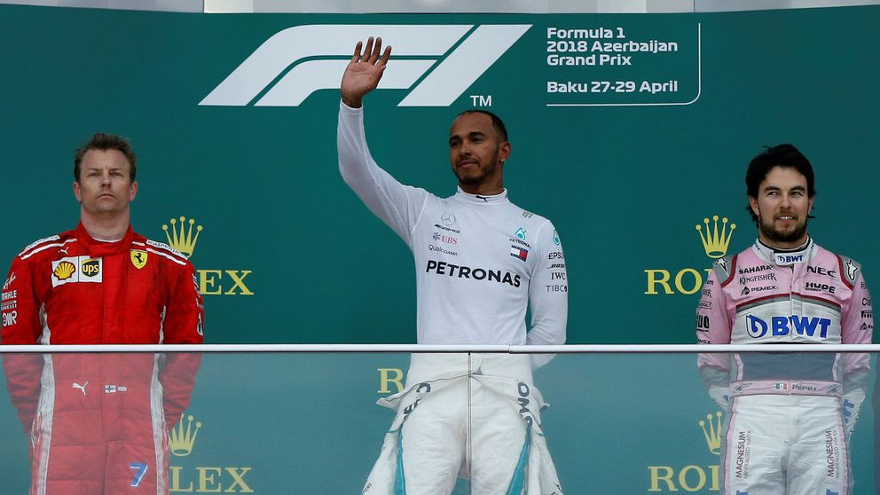 Hamilton, líder del Mundial en su peor momento. ¿Está cansado de la F1?