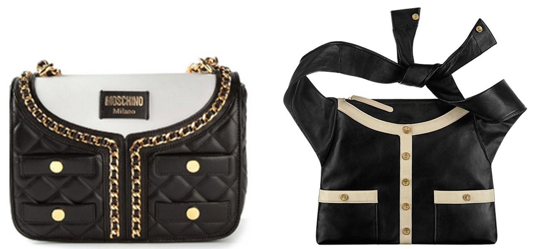 Foto: ¿Quién copia a quién en la moda? Chanel versus Moschino