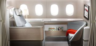 Post de Cinco cabinas de primera clase que ofrecen una experiencia exquisita