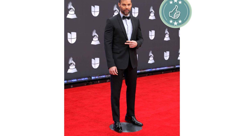 Ricky Martin. (Getty)