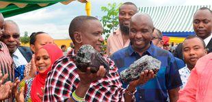 Post de Un humilde minero de Tanzania se hace millonario tras hallar dos rocas de tanzanita