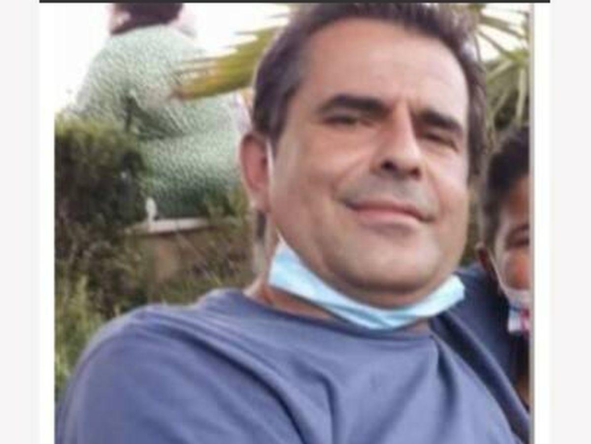 Foto: Emir Salkovic, desaparecido en Granada desde el domingo. Foto: CNDES