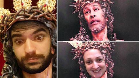 Tranquilo, ahora no te puede pasar nada si subes un montaje de Cristo con tu cara