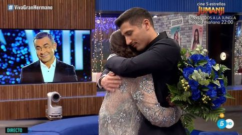Gianmarco y Adara, el broche de oro a 'GH VIP 7': ¡Te amo!