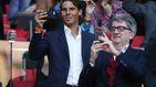 El malestar (rancio) de parte del Real Madrid con Nadal por vestirse del Atleti