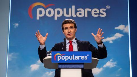 El PP de Casado, desconectado de la España 'real' y la juventud
